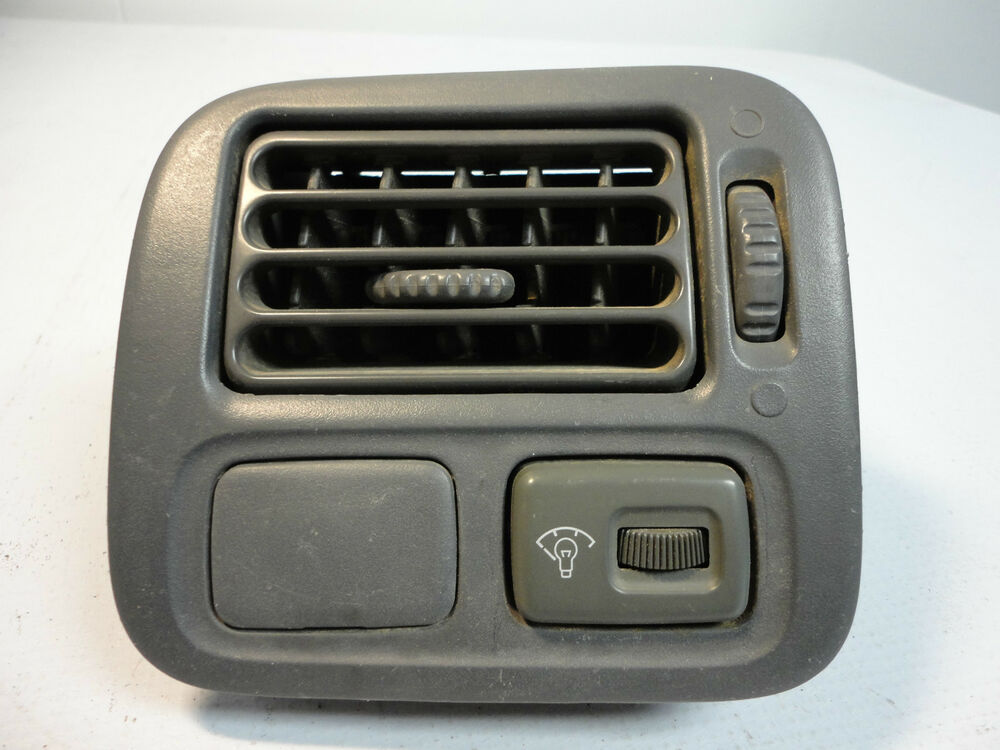 1996 2000 honda civic left drivers side vent panel w for 2000 honda accord driver side window