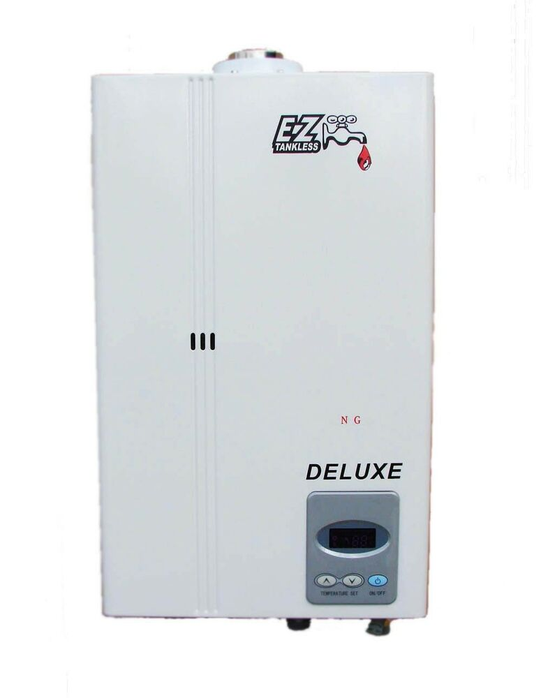 Instant On Demand Tankless Hot Water Heater Natural Gas Ng