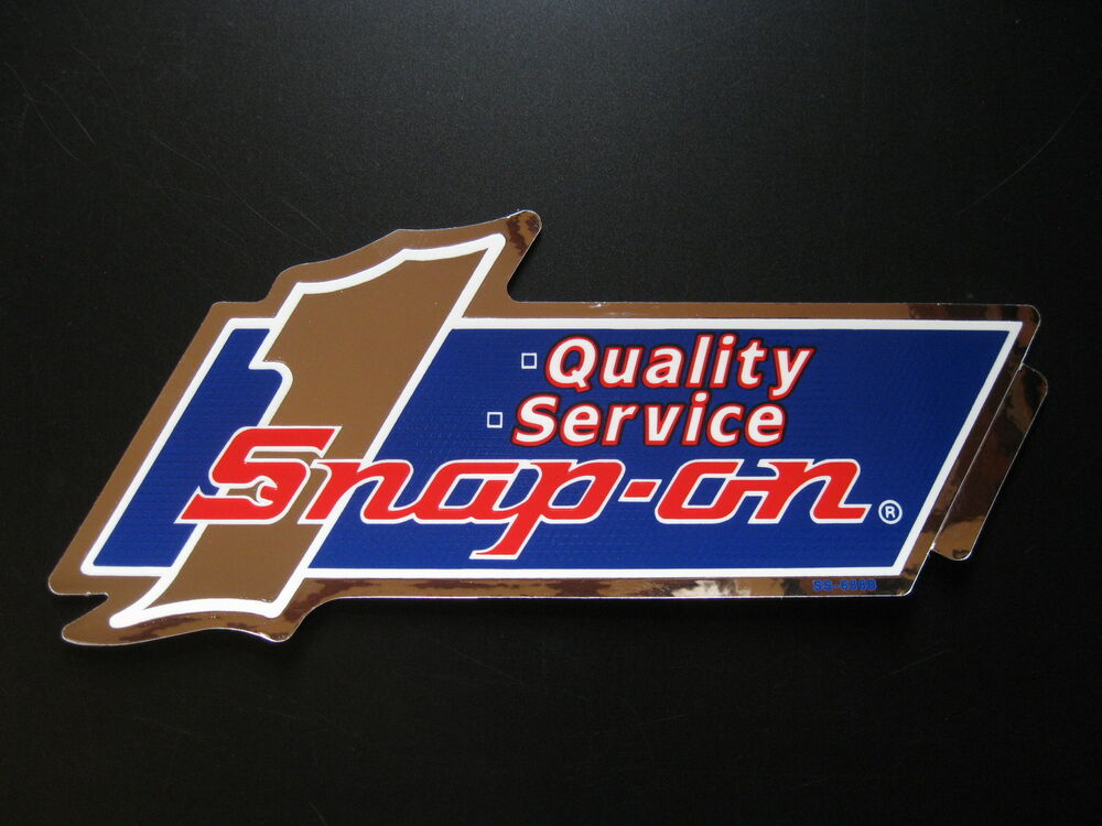 Snap On Snap On Tools Tool Box Cabinet Sticker Emblem Racing Decal Vintage Lot Ebay
