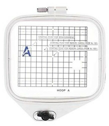 A hoop for embroidery machines janome bernina elna for Janome memory craft 9500
