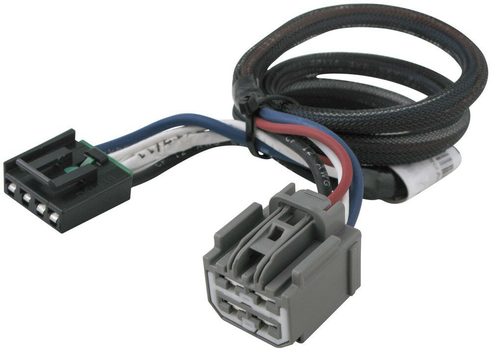Trailer Wiring Harness For Surge Brakes : Trailer brake controller harness jeep cherokee dodge