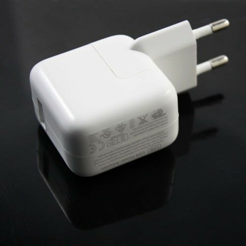OEM White EU Wall Charger Adapter 12W 100-240V For Apple iPad 1/2/3 iPad Mini | eBay