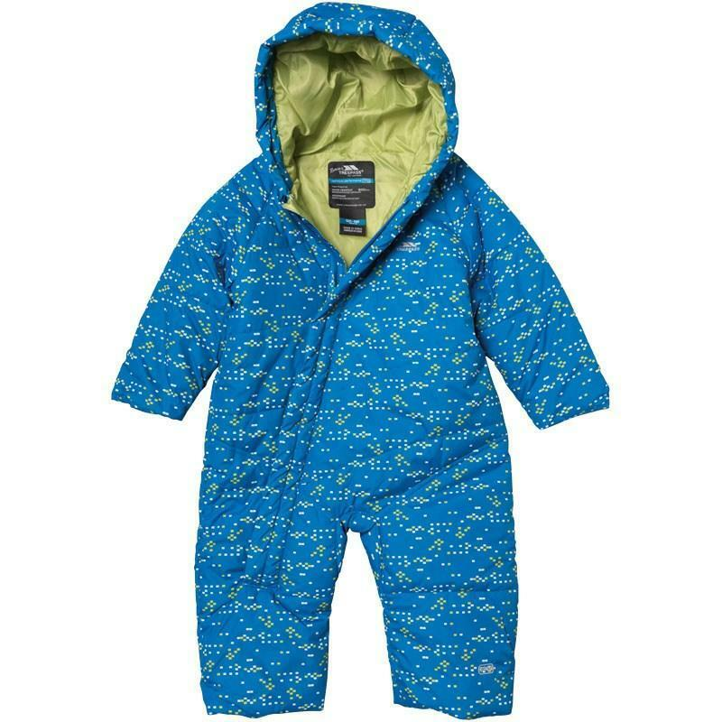 7035e61d37f3 BNWT NEW TRESPASS BABY BOYS TECHNICAL SNOWSUIT AGE 6 ...