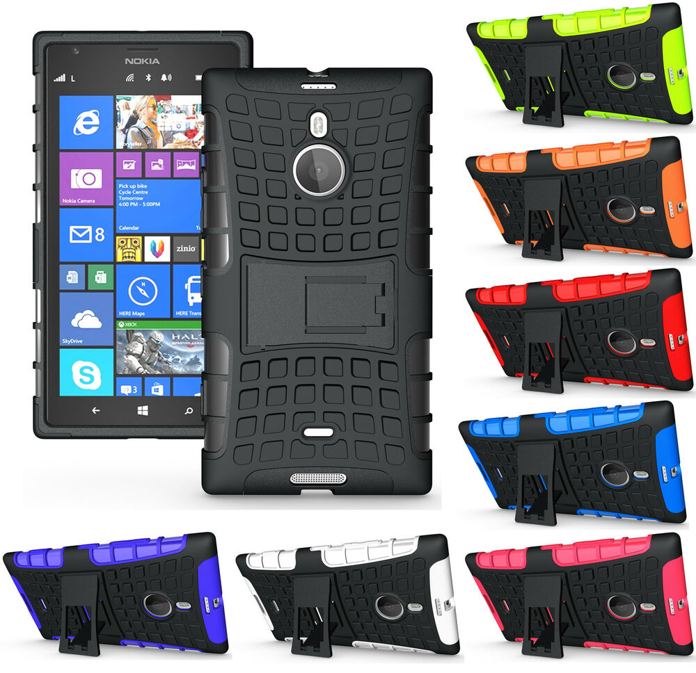 Grenade Rugged Tpu Skin Hard Case Cover Stand For Nokia