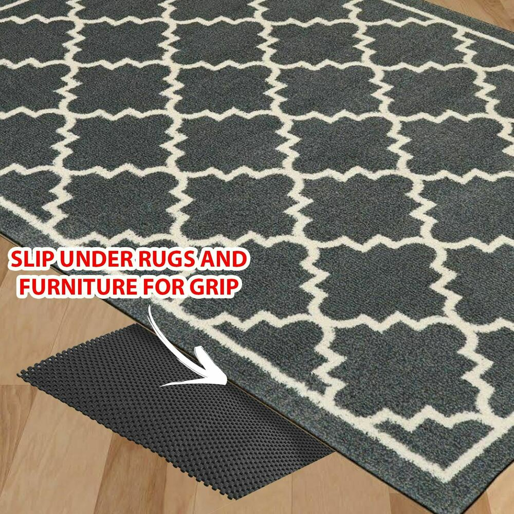 Anti Non Slip Multi Purpose Rubber Mat Drawer Liner