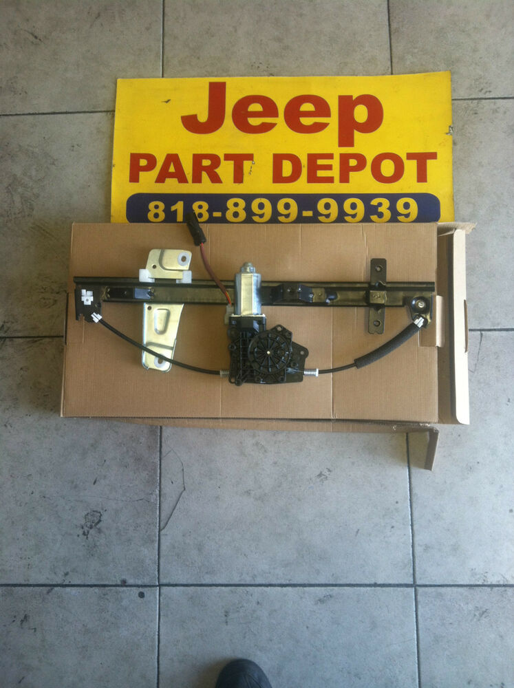 2001 2004 jeep grand cherokee new passengers right front for 2001 jeep grand cherokee passenger window regulator