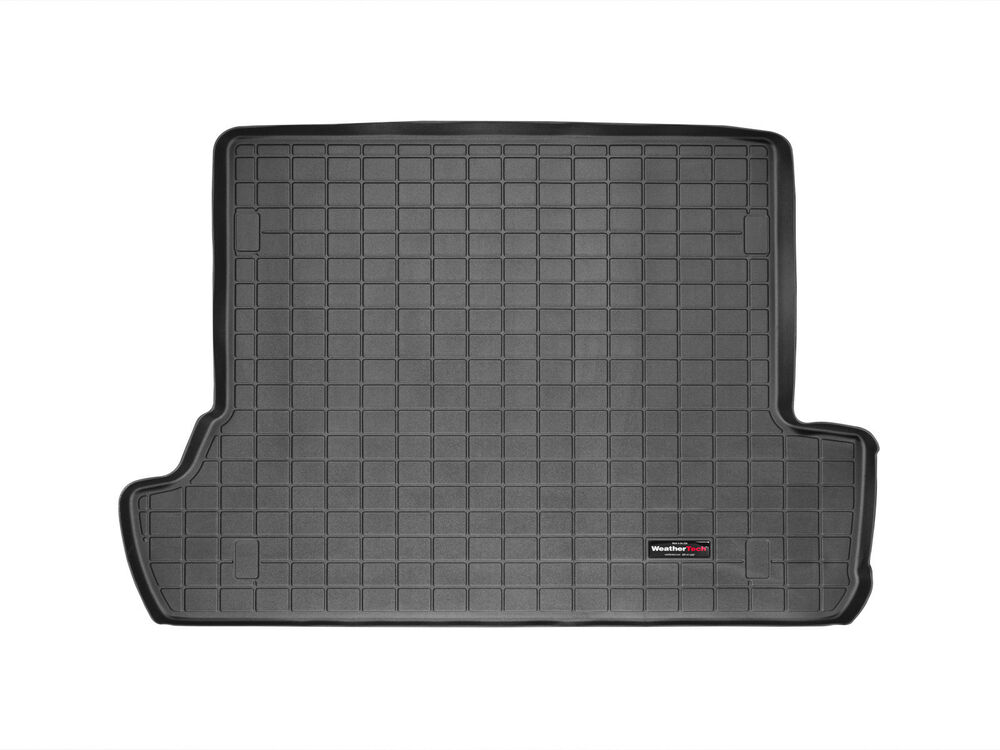 weathertech cargo liner toyota 4runner with 3rd row. Black Bedroom Furniture Sets. Home Design Ideas