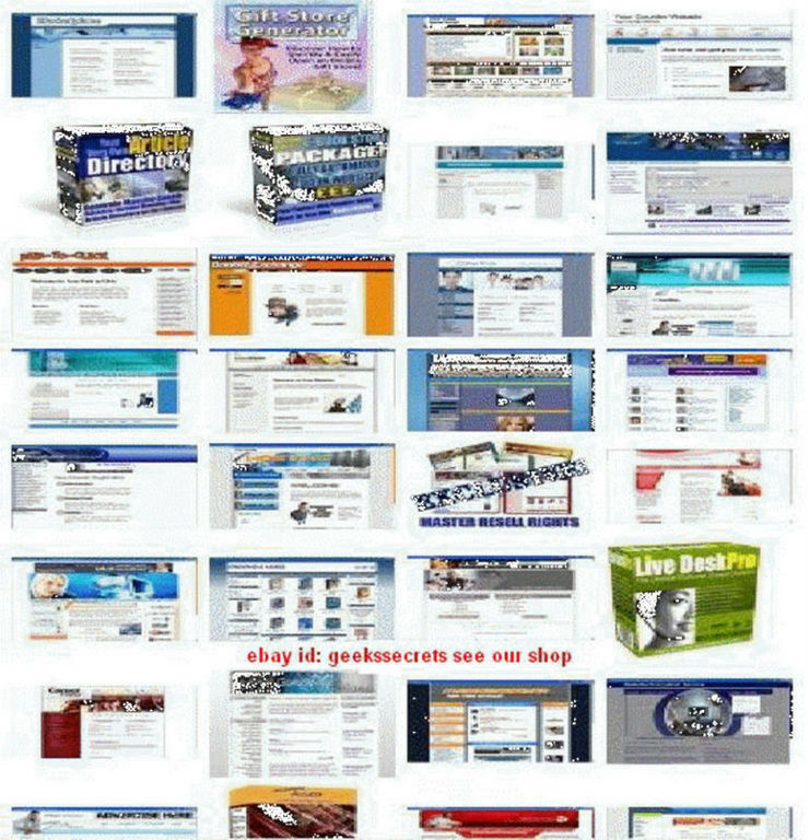 Details about EBAY BUSINESS - 1000+ TURNKEY WEBSITES FOR SALE WITH RESELL  RIGHTS