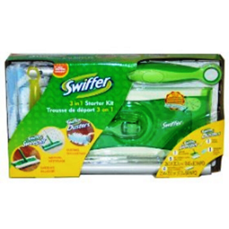 Swiffer Cleaning Kit definitely will make the cleaning of you floors much quicker and technohaberdar.ml currently cuts $ off on Swiffer 3-in-1 Cleaning Kit, bringing the price down to $ The same kit sells $ (as of Jan 14, @ GMT, Details.