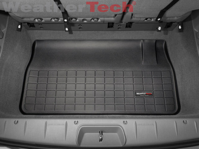 Weathertech Cargo Liner Trunk Mat For Dodge Grand Caravan