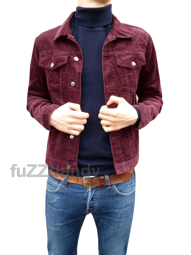 Cord Jeans Mens