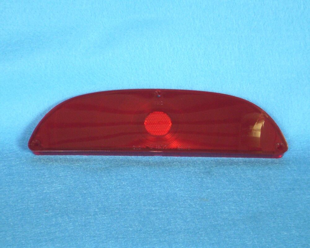 Newer Vehicle Tail Light Lenses : Ford tail light lens new nors nos c az muscle
