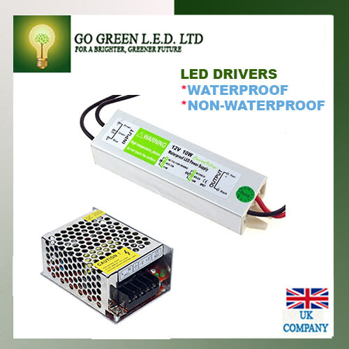 Mr16 Led Transformer Bunnings: LED Driver Transformer Low Voltage Waterproof IP67 AC 240V