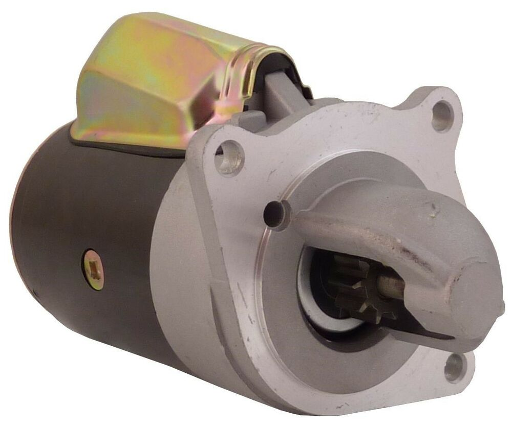 New Ford Gas Tractor Starter 2000 3000 4000 5000 64