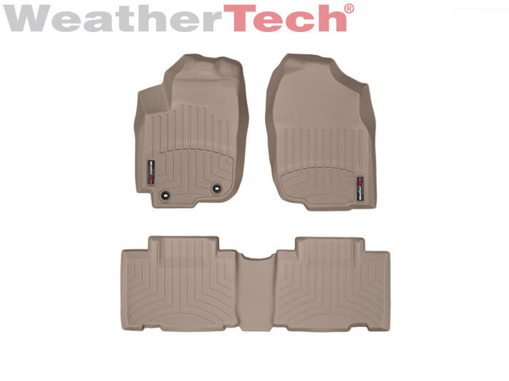 weathertech custom floor mat floorliner for toyota rav4