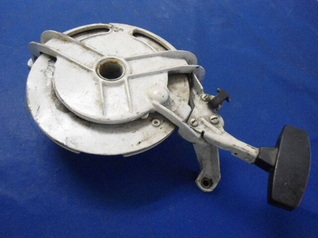 Recoil Starter Tested Works 1964 Elgin Sears 2cyl 7 5hp