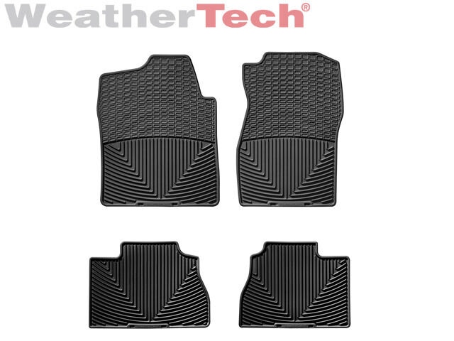 Weathertech 174 All Weather Floor Mats Chevy Silverado Ext
