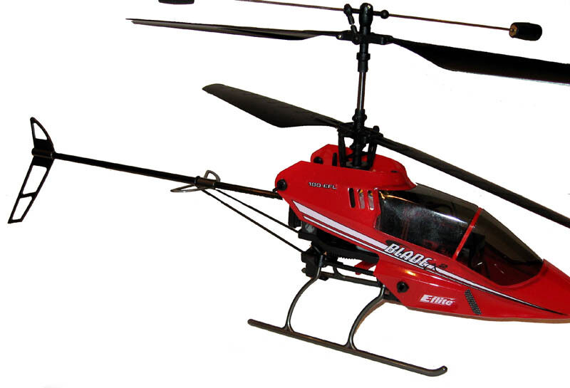 Elicottero E Flite Blade Cx2 : Boomtown hobbies blade cx black model upgraded tail