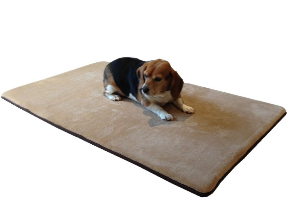 70cm 90cm 120cm mat Big Dog Bed Warm thick velvet padded Dog mat Washable Pet Nest Large Dog