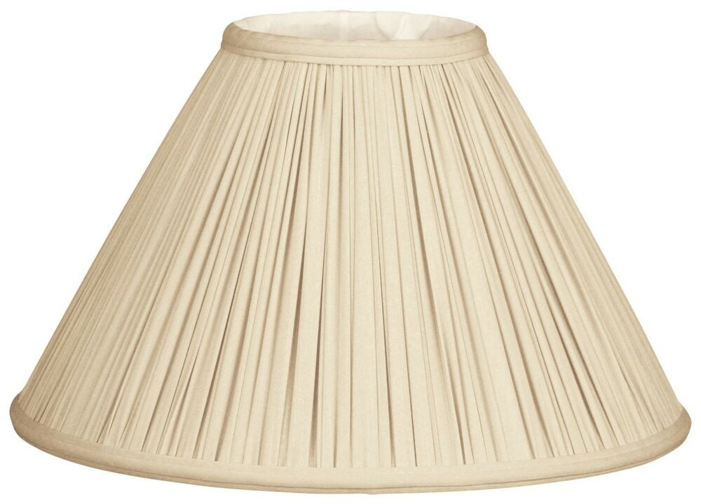 Coolie Empire Gather Pleat Lamp Shade Ebay