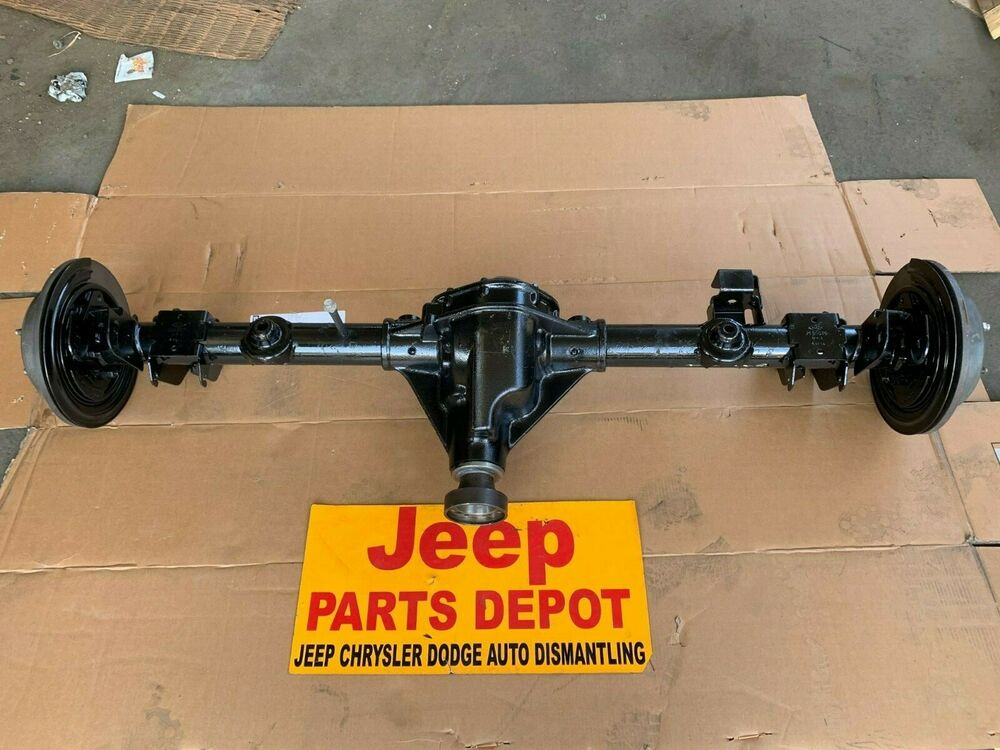 Rear Axle Differential : Jeep wrangler dana gears rear axle