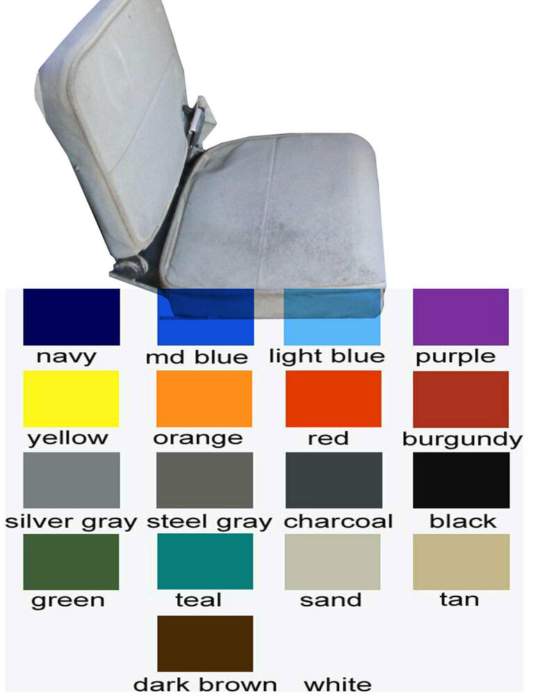FORD RANGER Jump Seat Covers 2 Choose Color Or Buy To