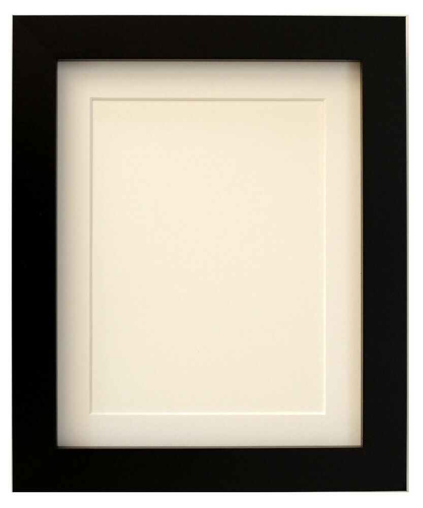 tailored frames square design black picture poster