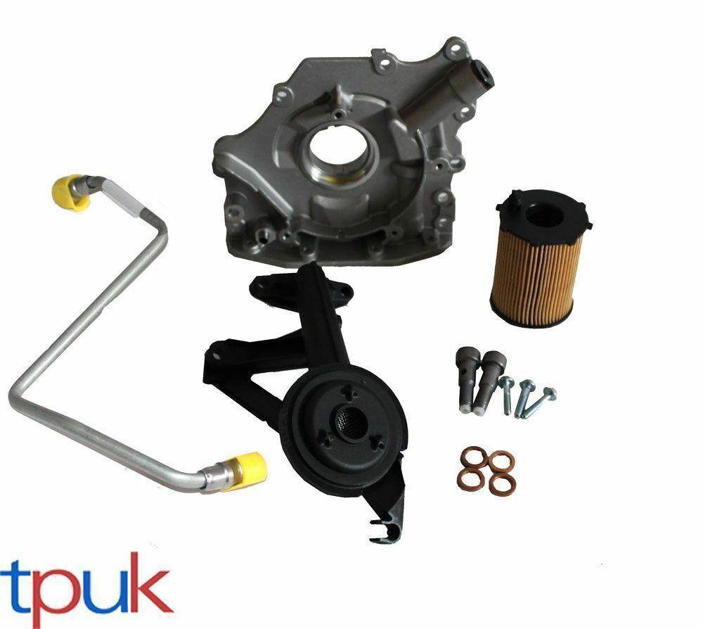turbo fitting kit 1 6 hdi tdci 75 90 oil pipes banjo bolts. Black Bedroom Furniture Sets. Home Design Ideas