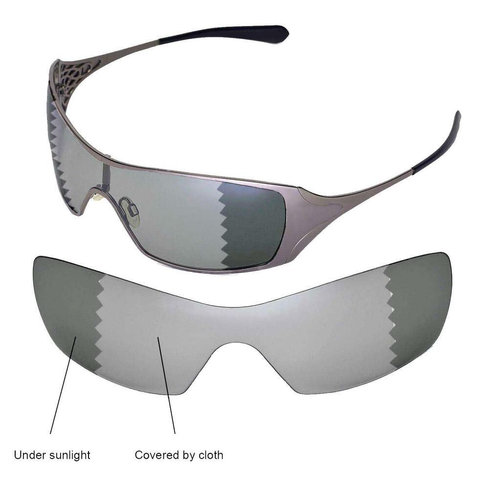dcc244d078 Oakley Transition Glasses. New WL Polarized Transition Photochromic Lenses  ...