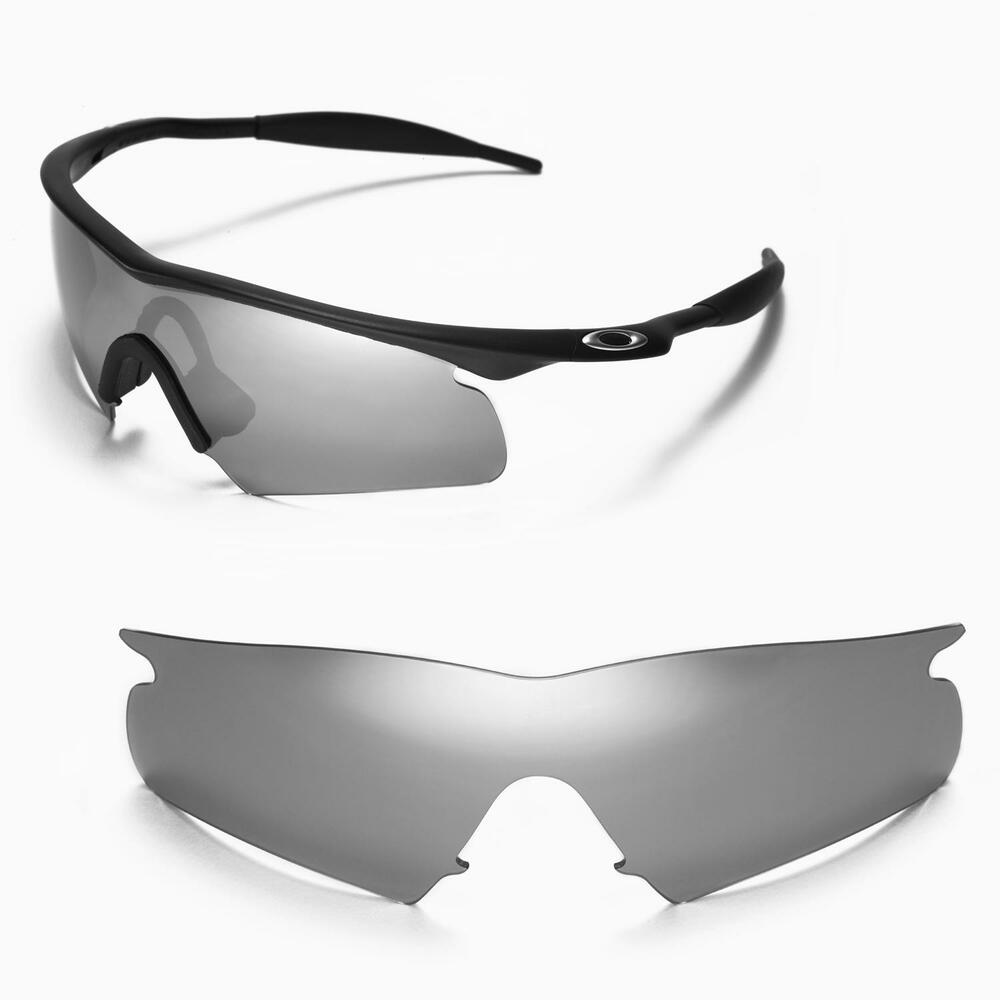 New Walleva Titanium Replacement Lenses For Oakley New M