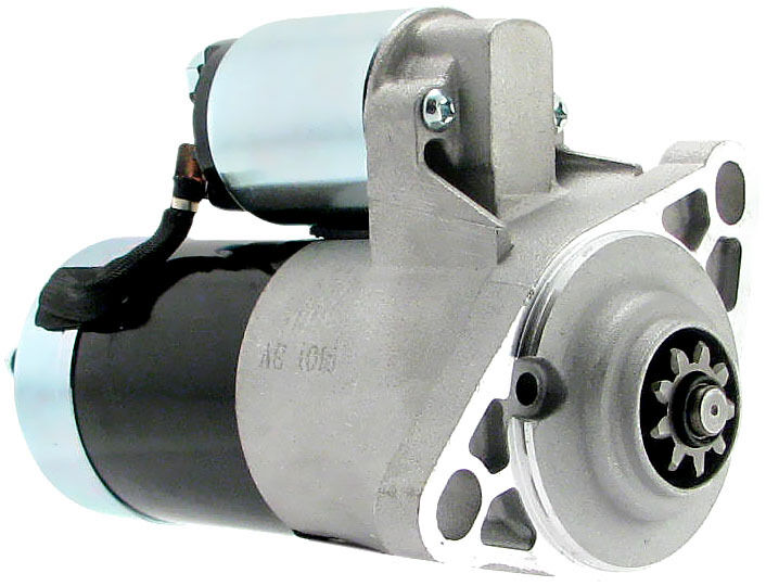 New Holland Tractor Starters : New holland tractor starter tc cl d