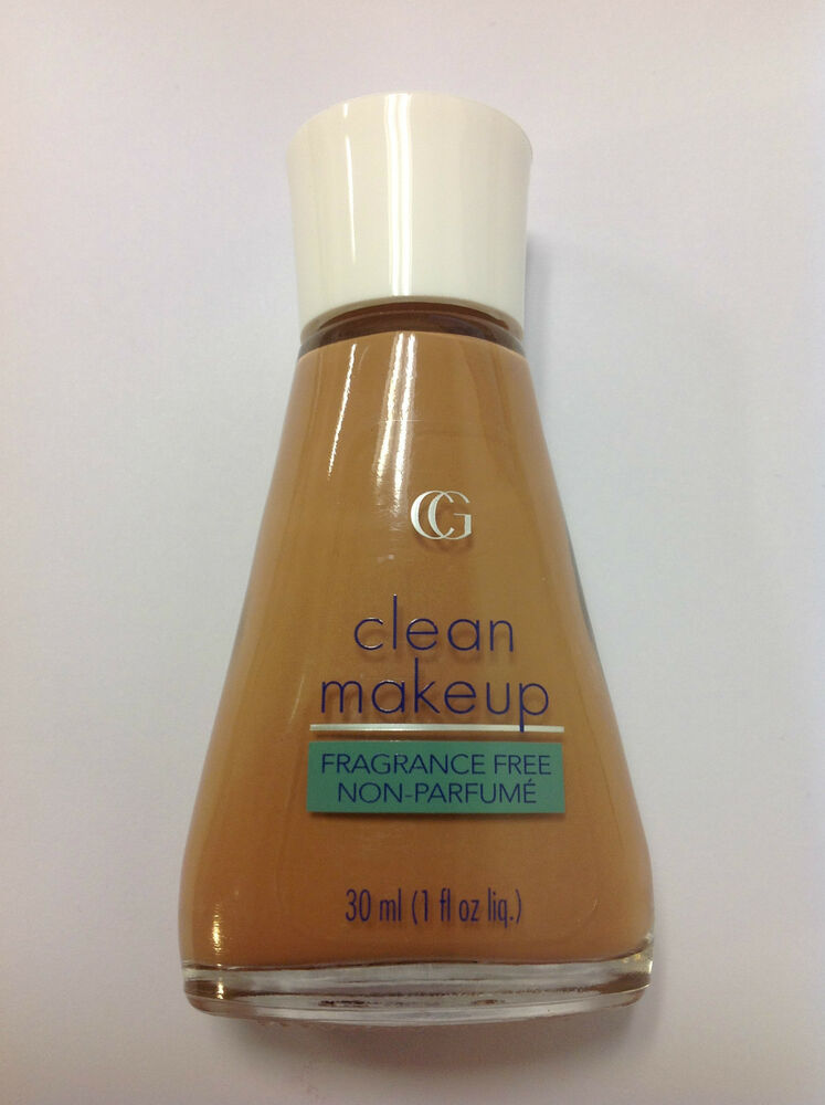 CoverGirl Clean MakeUp Foundation ( TAWNY ) FRAGRANCE FREE