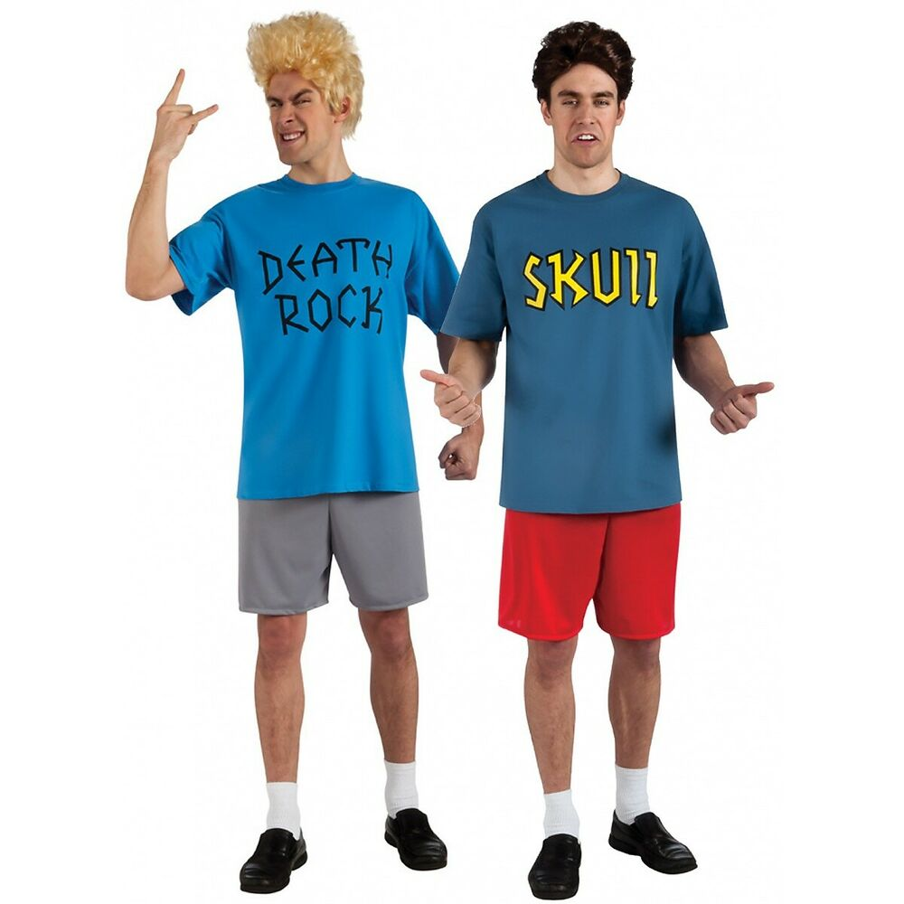 Beavis and Butthead Costumes Funny 90s Halloween Fancy Dress | eBay