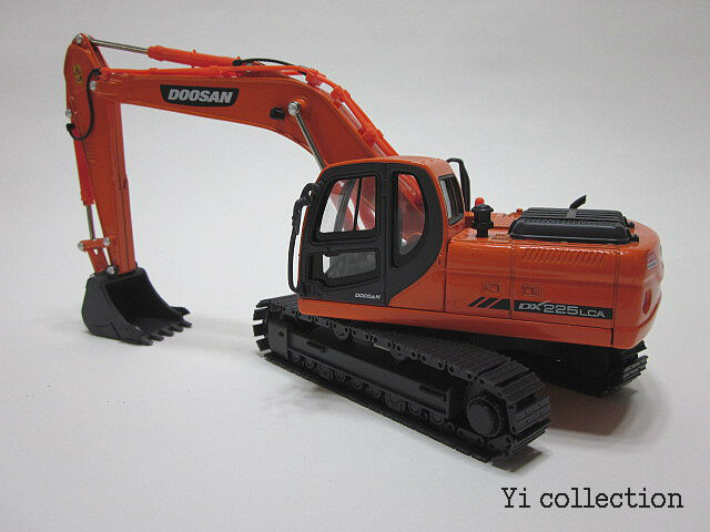Digger Toys For Boys : New doosan dx lca construction excavator