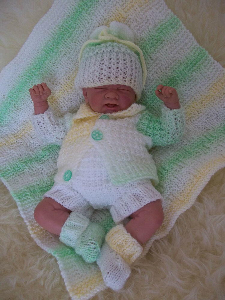 Free Teddy Knitting Patterns : DK Knitting Pattern 48 TO KNIT Early Baby Boys 14-16