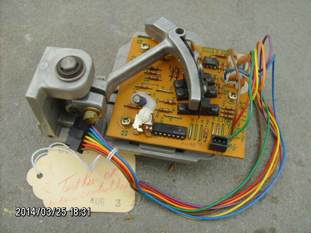 Panastop Servo Speed Control Part For Industrial Sewing