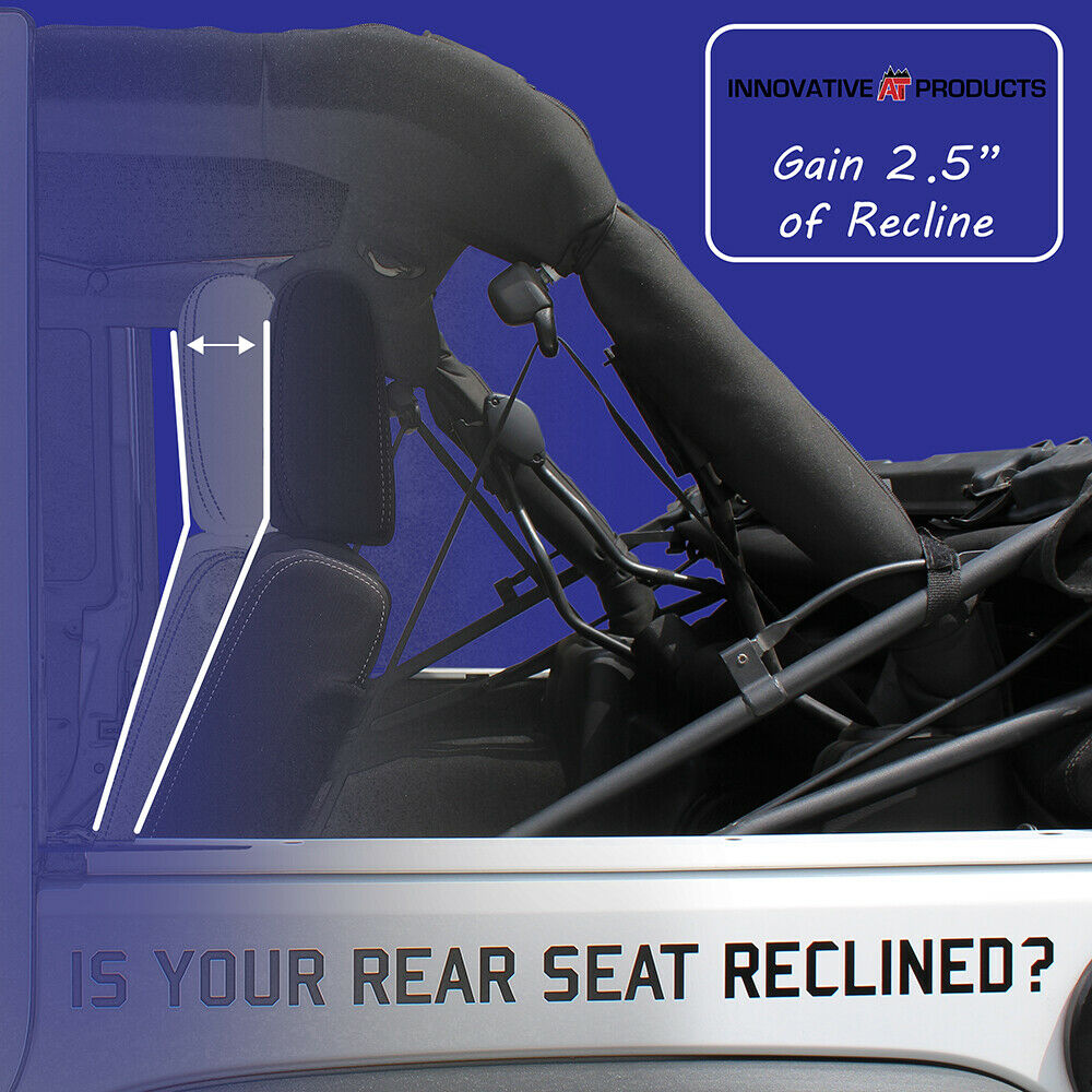 Rear Seat Recline Kit For Jeep Jku 07 17 Correct