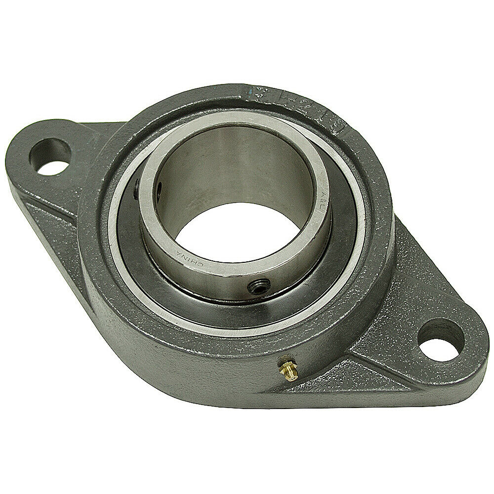3 4 Square Bore Bearings : Quot bore bolt flange bearing  ebay
