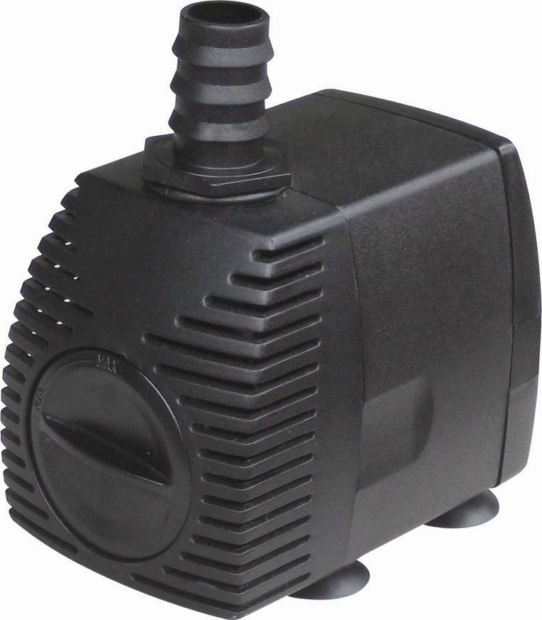 Fountain pump 91 gph 4 200 gph pond submersible koi for Koi fish pond water pump