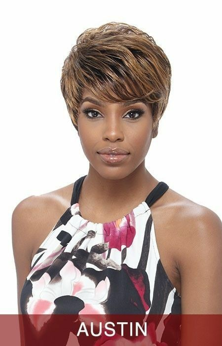 Austin Vanessa Fifth Avenue Synthetic Hair Short Wavy