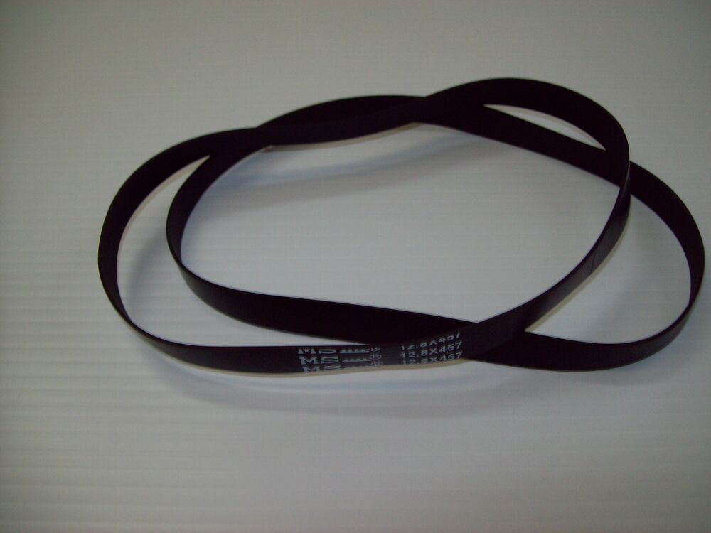 hoover vacuum belts 2 genuine hoover 562289001 windtunnel t series belts ms 12 10570