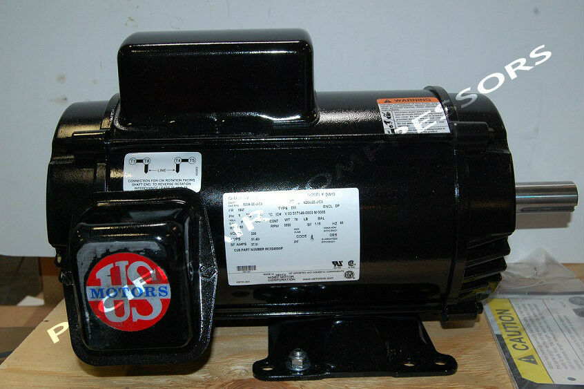 45v443 grainger 7 5hp air compressor motor replacement