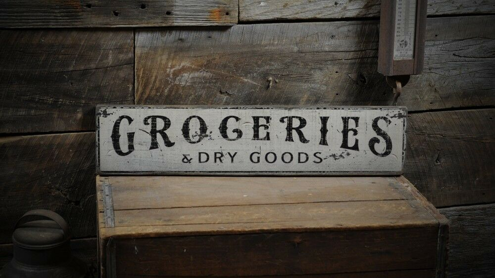 how to make primitive wood signs