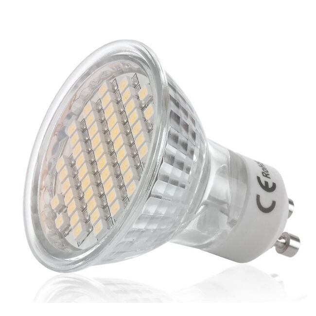 GU10 LED BULBS SPOT LIGHTS 4W 3528 SMD BULBS KITCHEN HOME