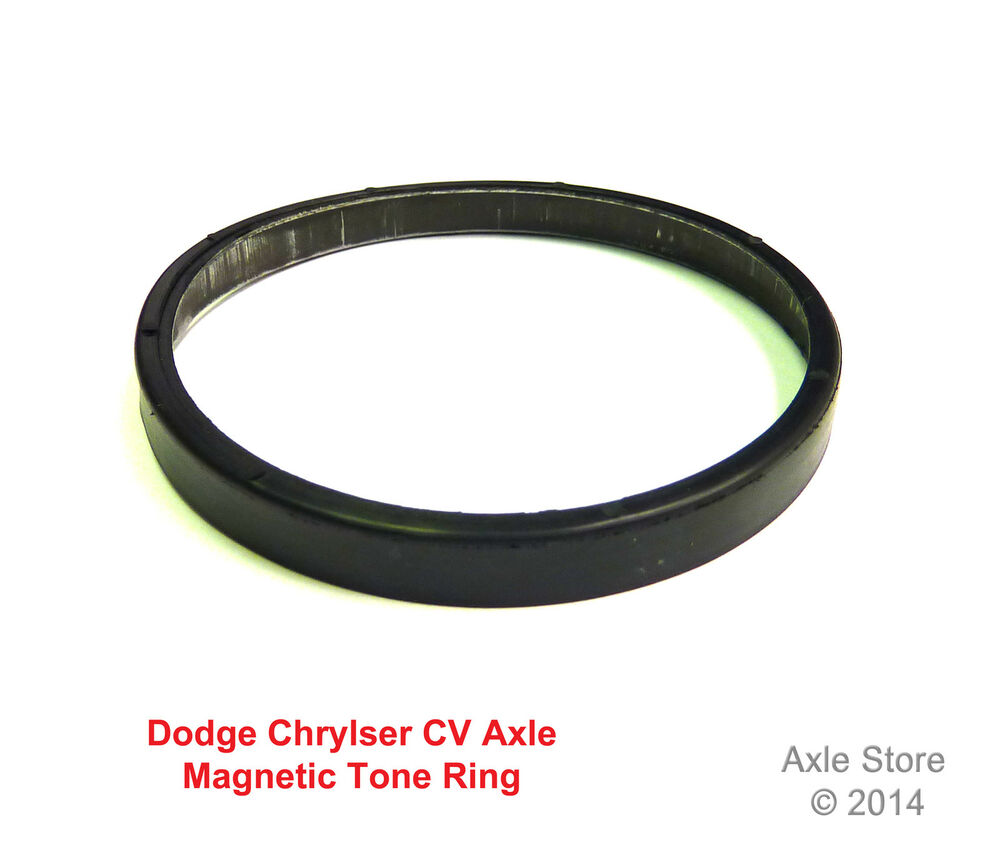 New Dodge Chrysler Axle Abs Tone Ring Magnetic Encoding