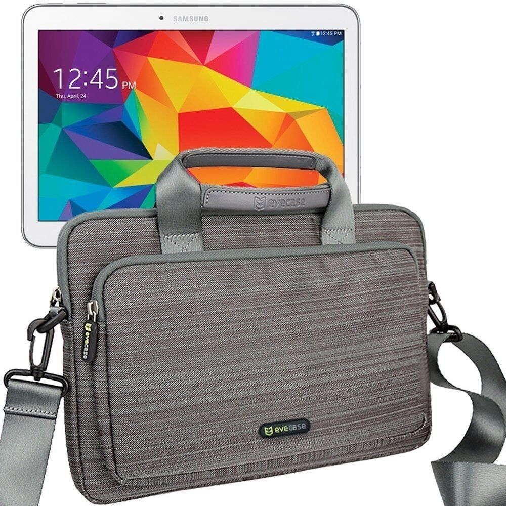 Briefcase Handle Case Shoulder Bag For Samsung Galaxy Tab