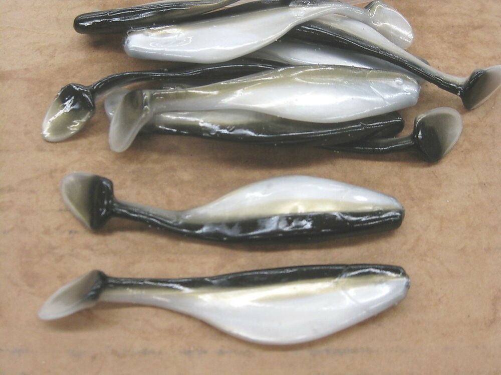 4 shad paddle tail swimbait great for umbrella rig 40 for Rigged fishing backpack