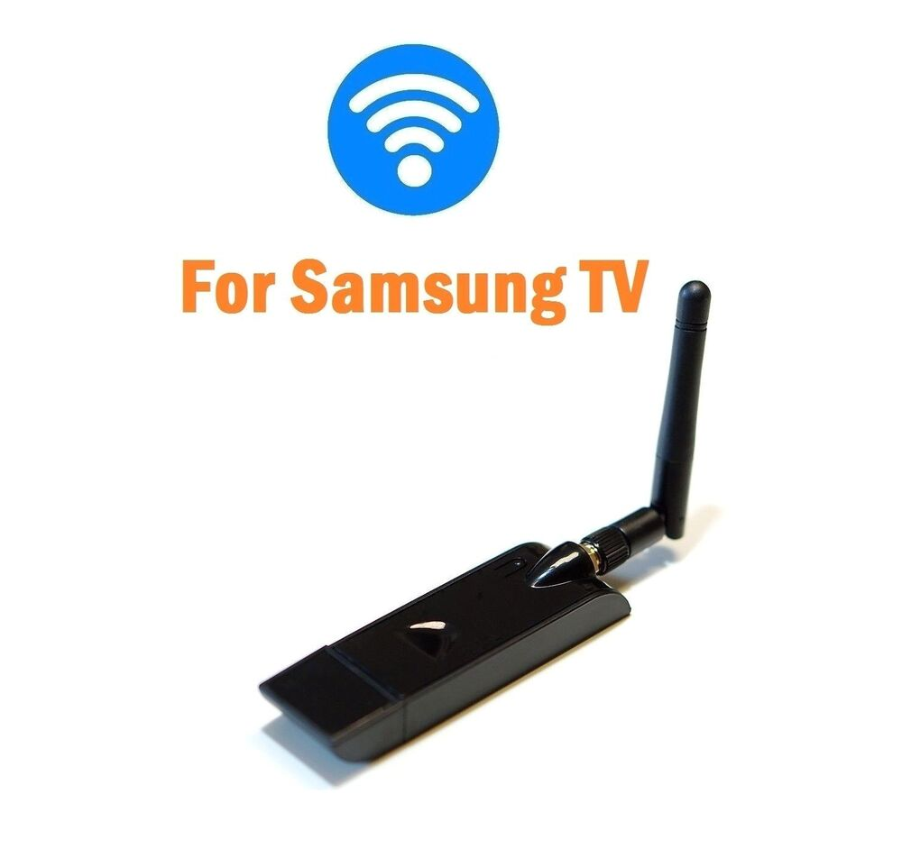 wireless lan adapter wifi usb dongle samsung tv similar as wis09abgn wis12abgnx ebay. Black Bedroom Furniture Sets. Home Design Ideas