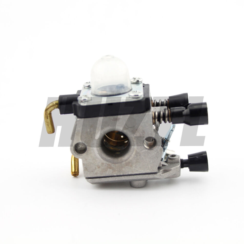 carburetor for stihl trimmer fs38 fs45 fs46 fs55 fs55r fs55rc km55 replace zama ebay. Black Bedroom Furniture Sets. Home Design Ideas