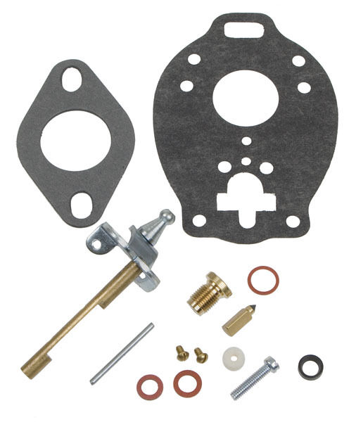 Tractor Carburetor Rebuilding : Bk v basic carburetor repair kit ford tractors n w